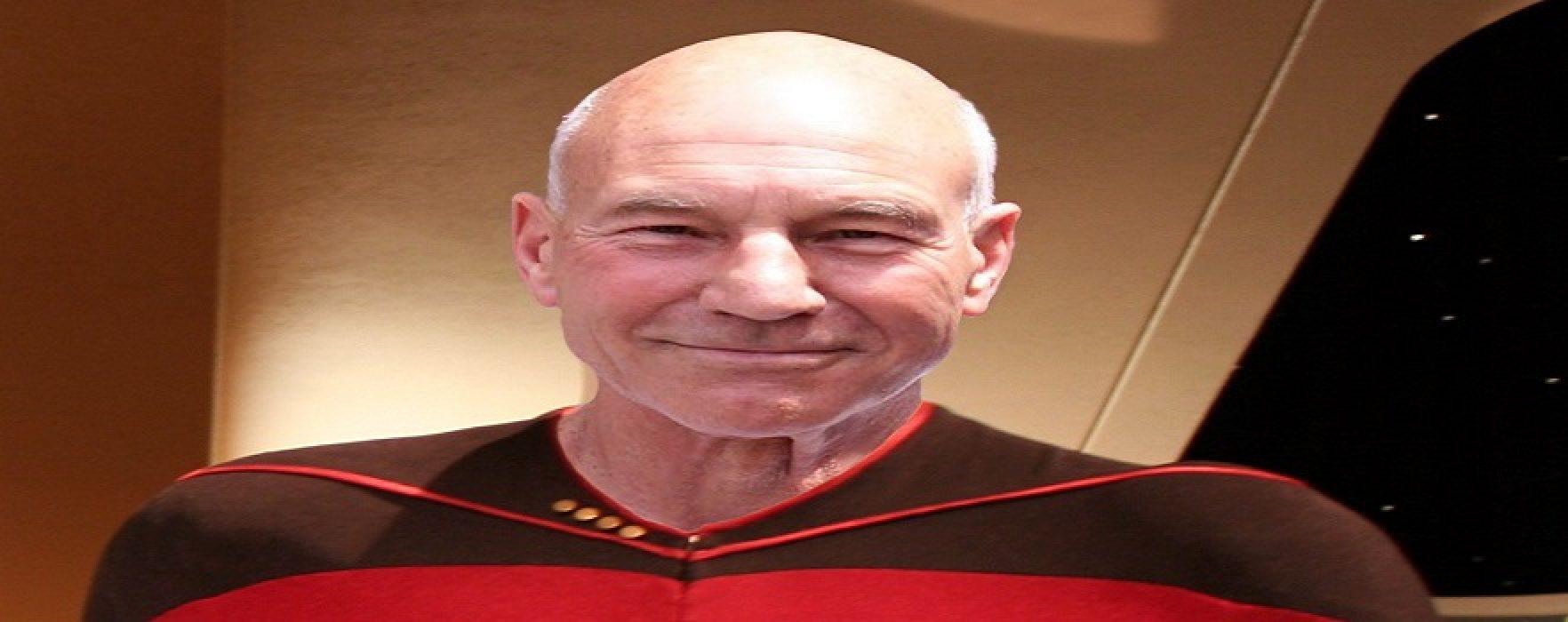 Picard Returns in New Star Trek Series