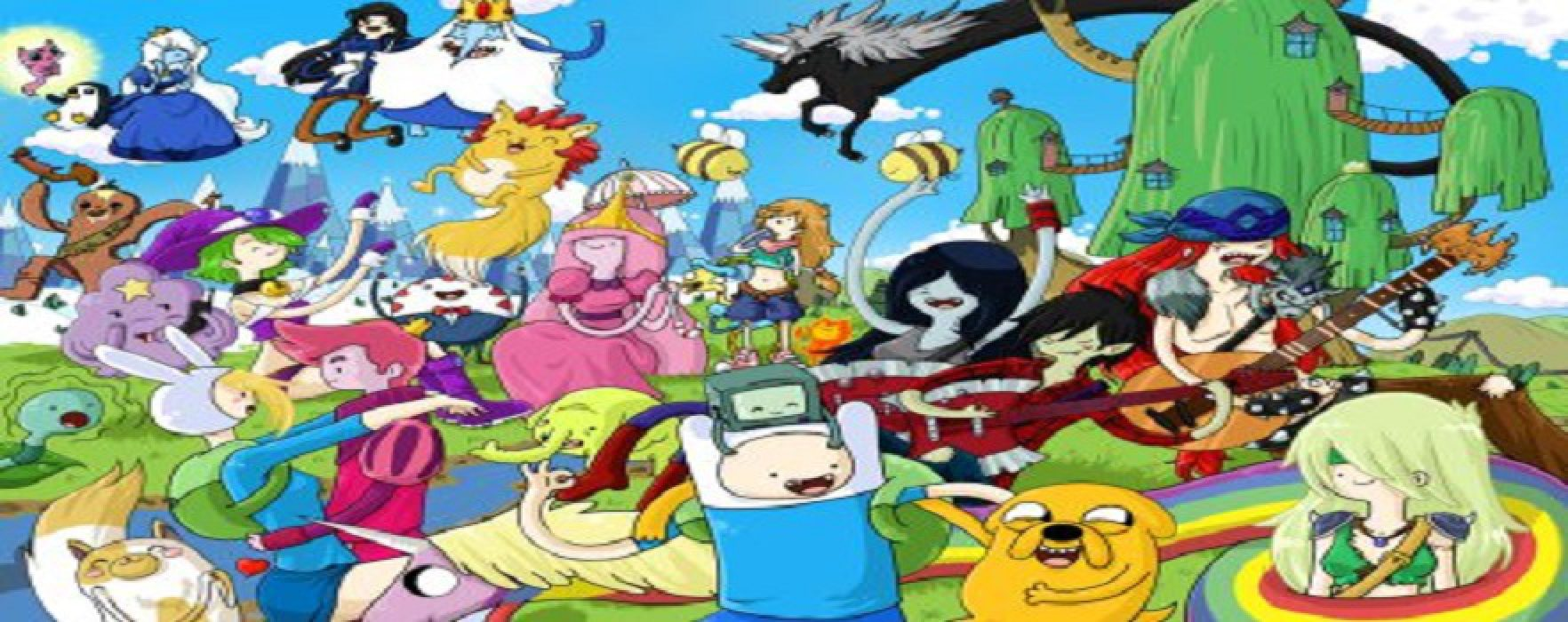 Adventure Time Ends After Ten Seasons