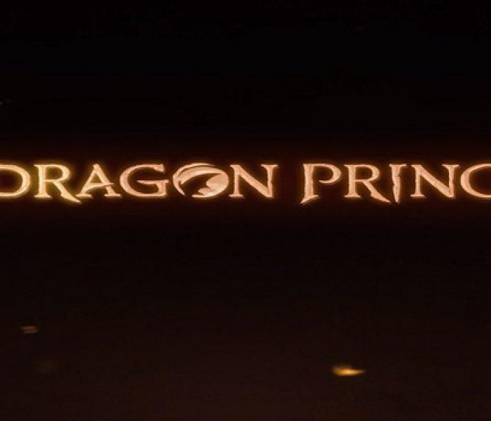 The Dragon Prince Soars