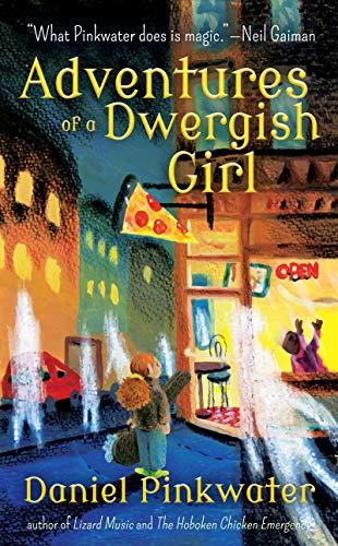 Dwergish Girl